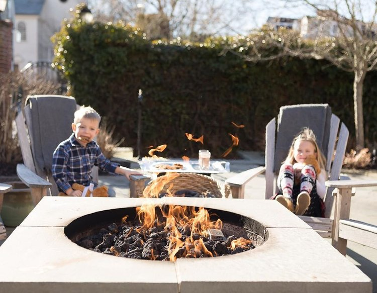 Family moments are never ending at The Vanderbilt. We'd love s'more please! #TheVanderbilt #AlwaysAuberge