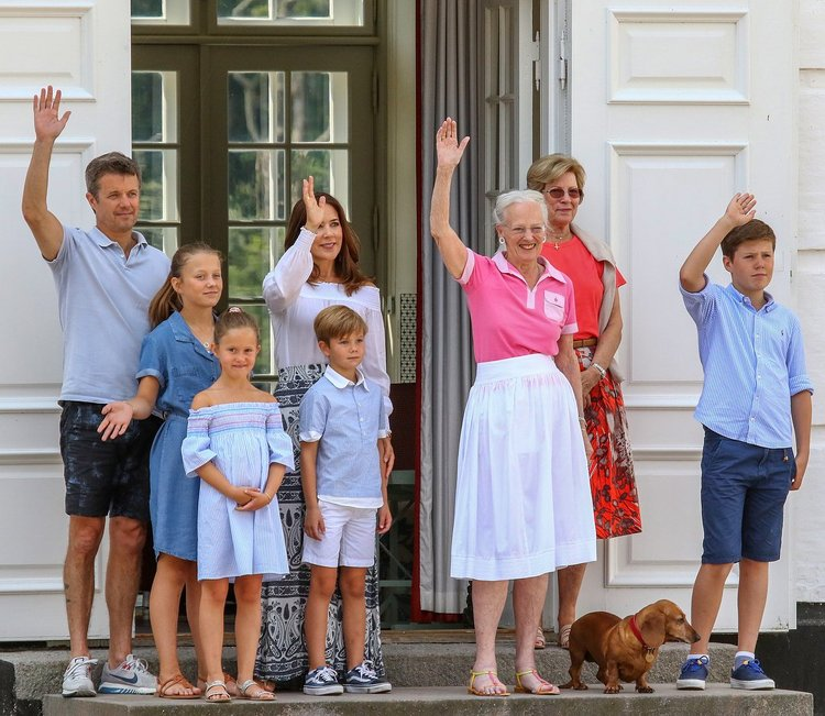 Get to know the Danish Royal Family - VisitDenmark