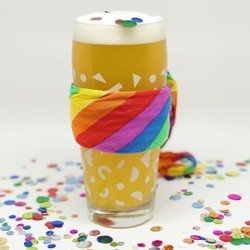 Oakland Pride is here, and we're ready to celebrate! Meet Love Is Love, our new golden IPA.  This 6.2% brew boasts a rainbow of ripe tropical fruit aromas, ranging from mango to papaya to guava. They're supported by subtle citrus and pine notes, sticky hop and sweet malt undertones, and a dry finish. Made with love—share it with someone you love this Pride weekend.