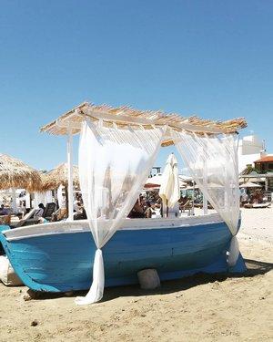 #summer #greece #vari_syros #blue_and_white #everywhere 🌊🌊