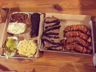 You Canu0027t Live In Texas And Not Enjoy Some BBQ Every So Often!