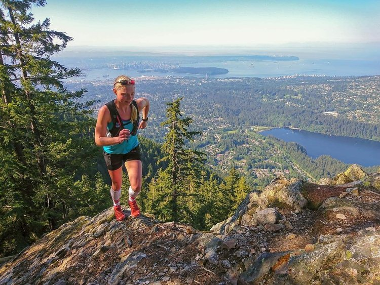 Grouse Mountain. Thanks for the run @salomonvancouver ! Great views over beautiful Vancouver and lots of fun