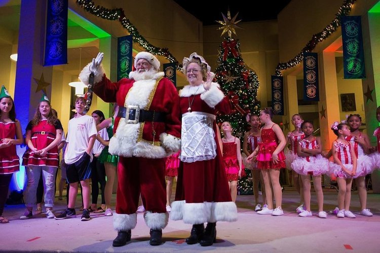 Naples Florida Christmas Events and Holiday Celebrations on the